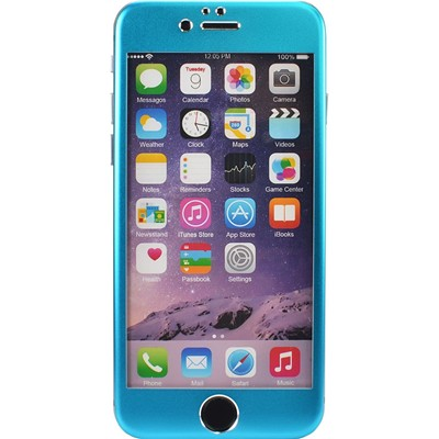 THE KASE iPhone 6 - Protection écran - bleu