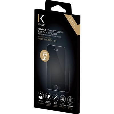 THE KASE iPhone 4/4s - Protection écran - transparent