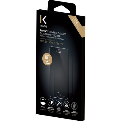THE KASE iPhone 5/5s/5c - Protection écran - transparent