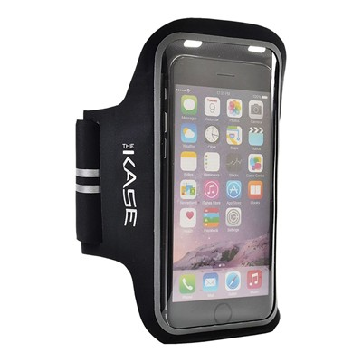 THE KASE iPhone 6 - Brassard de sport - noir