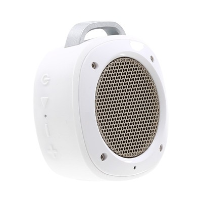 THE KASE Airbeat-10 - Haut-parleur portable Bluetooth - blanc