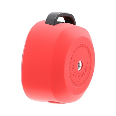 THE KASE Airbeat-10 - Haut-parleur portable Bluetooth - rouge