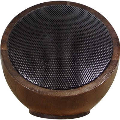 THE KASE Naturalista - Enceinte Bluetooth Bois de Noyer - marron