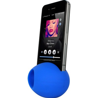THE KASE iPhone 5/5S/5C - Amplificateur de son - bleu