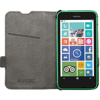 THE KASE Lumia 630 - Coque - noir