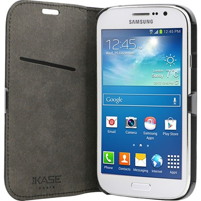THE KASE Galaxy Grand Neo i9060 - Coque - noir