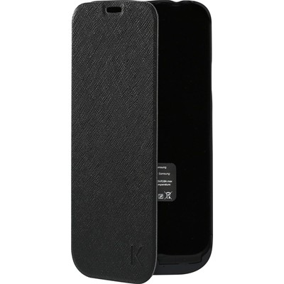 THE KASE Galaxy S5 - Coque - noir