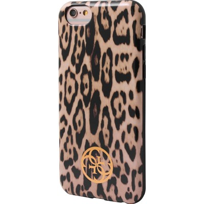 THE KASE Coque - IPhone 6 - marron