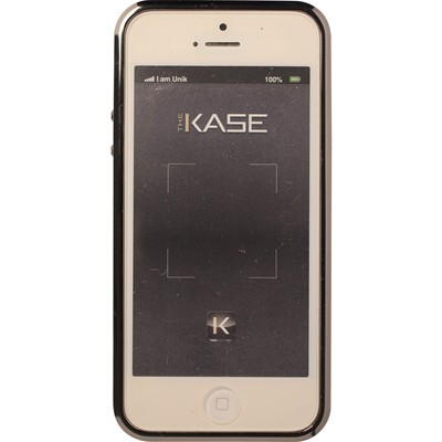 THE KASE iPhone 5/5s - Bumper - noir