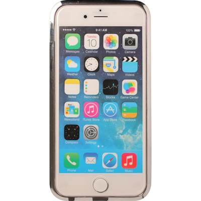 THE KASE iPhone 6 Plus - Bumper - argent