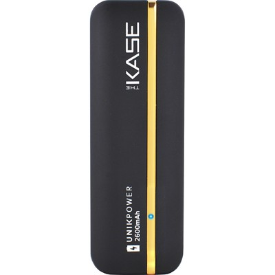 THE KASE Batterie externe noir