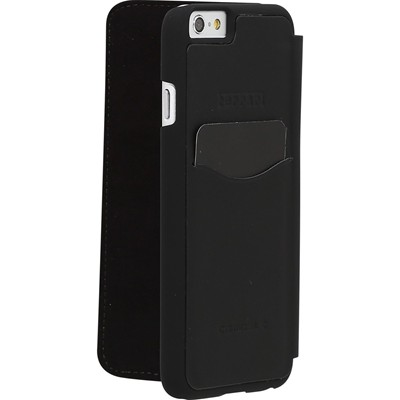 THE KASE iPhone 6 - Coque en cuir - noir