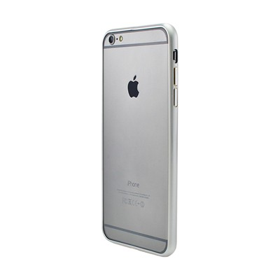 THE KASE iPhone 6+ - Bumper - argent
