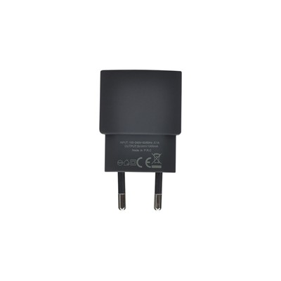 THE KASE Apple/Samsung/HTC/Sony et plus - Chargeur universel - noir