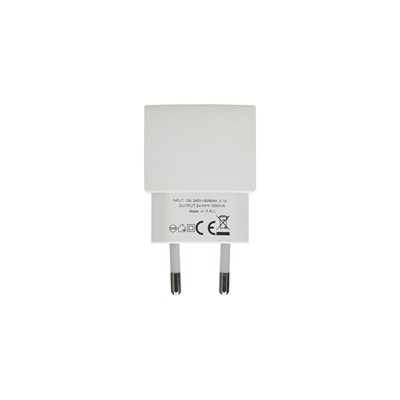 THE KASE Apple/Samsung/HTC/Sony et plus - Chargeur universel - blanc