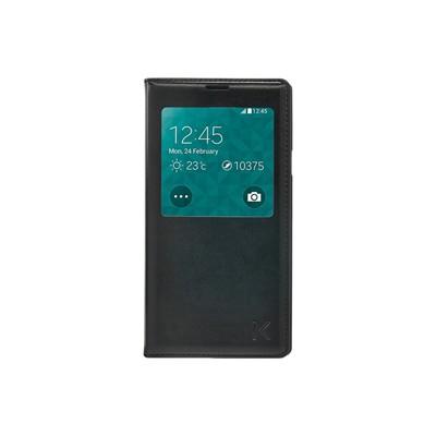 THE KASE Galaxy S5 - Etui - noir