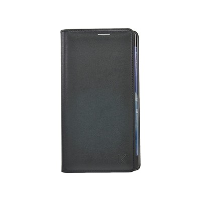THE KASE Galaxy Note Edge - Etui - noir