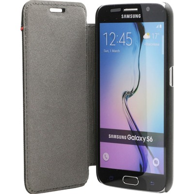 THE KASE Galaxy S6 - Coque - noir
