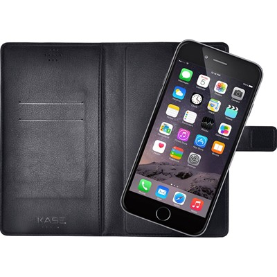 THE KASE iPhone 6 Plus/Samsung Galaxy Note 4/Sony T3 - Coque - noir