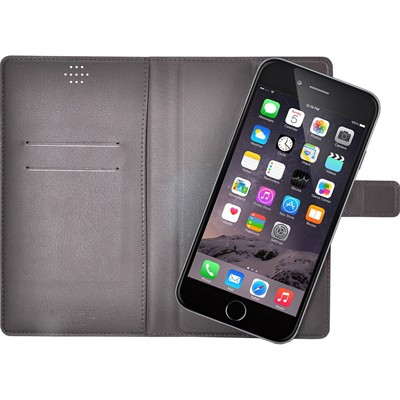 THE KASE iPhone 6 Plus/Samsung Galaxy Note 4/Sony T3 - Coque - gris