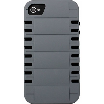 THE KASE iPhone 4/4S - Coque - gris