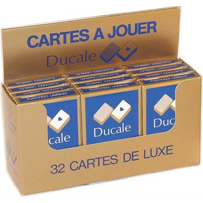 FRANCE CARTES Jeu de 32 cartes - multicolore