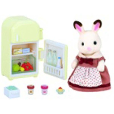 EPOCH D'ENFANCE Sylvanian Family - Maman lapin - multicolore