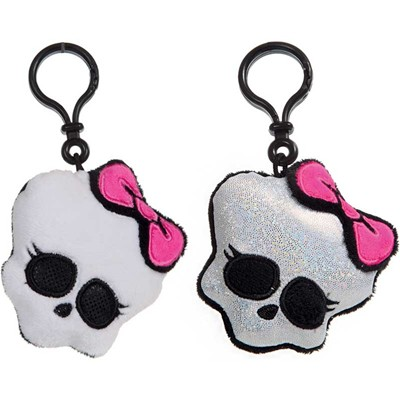 GIPSY Porte cles Monster High - Porte-clé Tête de Mort Monster High - multicolore