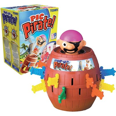 Tomy Pic pirate - multicolore