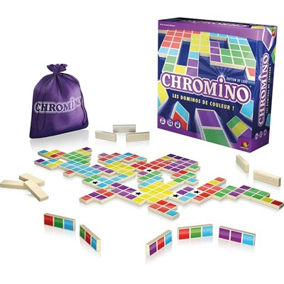 Asmodee Editions chromino - multicolore