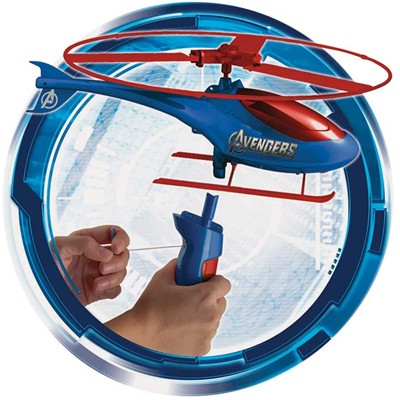 IMC Helicoptére avengers - Voiture/train/circuit - multicolore