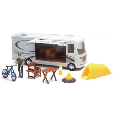 NEW RAY FRANCE Coffret camping car - multicolore
