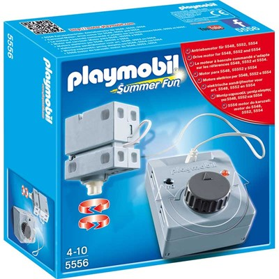 PLAYMOBIL Summer fun - Moteur à bascule - multicolore