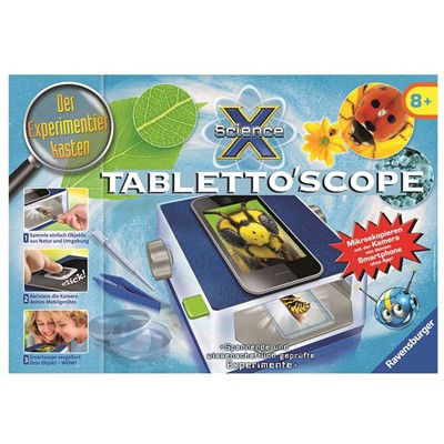 RAVENSBURGER Tableto'scope - multicolore