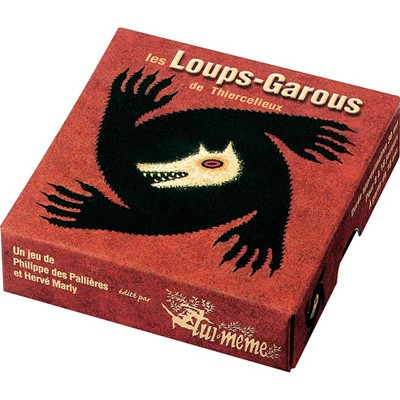 Asmodee Editions les loups-Garous thierceleux - multicolore