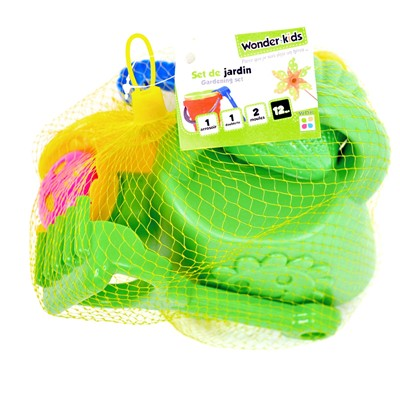 WONDERKIDS Kit de jardinage - multicolore
