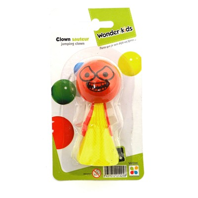 WONDERKIDS Clown sauteur - multicolore