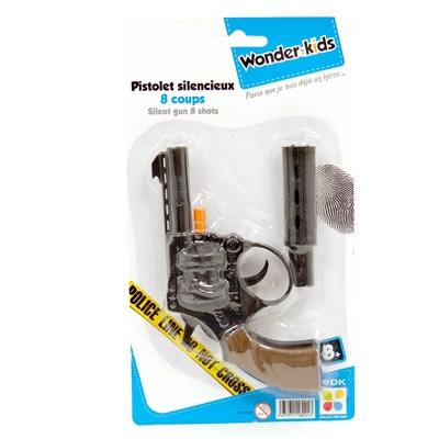 WONDERKIDS Pistolet à pétards - multicolore