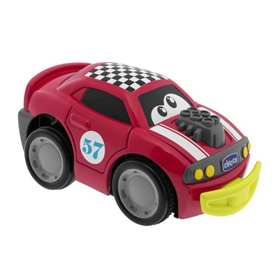 CHICCO Touch Crash - Voiture turbo - multicolore