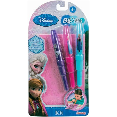 Blopens La Reine des Neiges - multicolore
