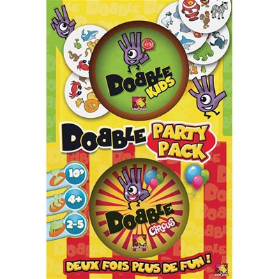 Asmodee Editions dobble party - jeu de société - multicolore
