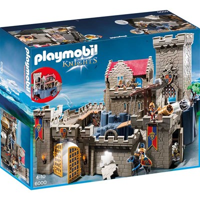PLAYMOBIL Knights - Chateau des chevaliers - multicolore