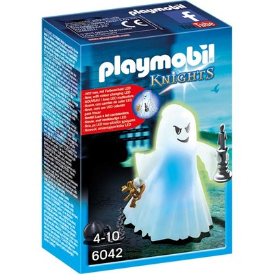 PLAYMOBIL Knights - Fantome avec led - multicolore