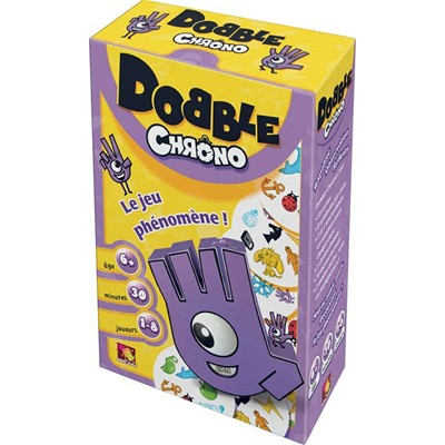 ASMODEE EDITIONS Dobble chrono - multicolore