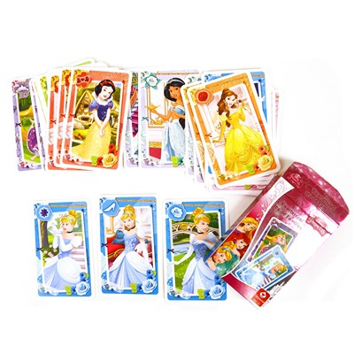 CARTAMUNDI Princesses Disney - Jeu de cartes - multicolore