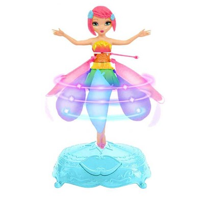 SPIN MASTER Flying fairy lumin - multicolore