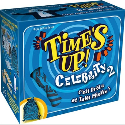 ASMODEE EDITIONS Time's Up! Celebrity 2 - Jeu de société - multicolore