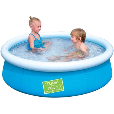 BESTWAY Piscine autoportante - multicolore