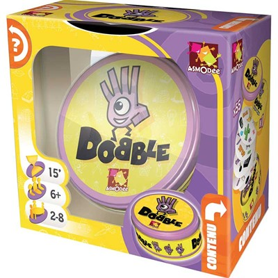 ASMODEE EDITIONS Dobble - multicolore