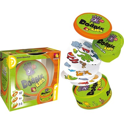 ASMODEE EDITIONS Dobble Kids - multicolore